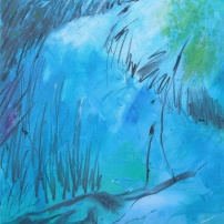 kath-wallace-misty-river-morning-sketch