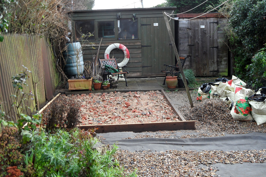 Kathwallace Clearing A Space For New Garden Studio