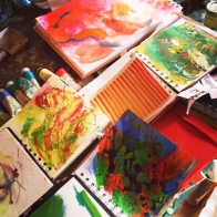 studio-sketchbooks-playing-with-colour-and-texture-in-sketchbooks